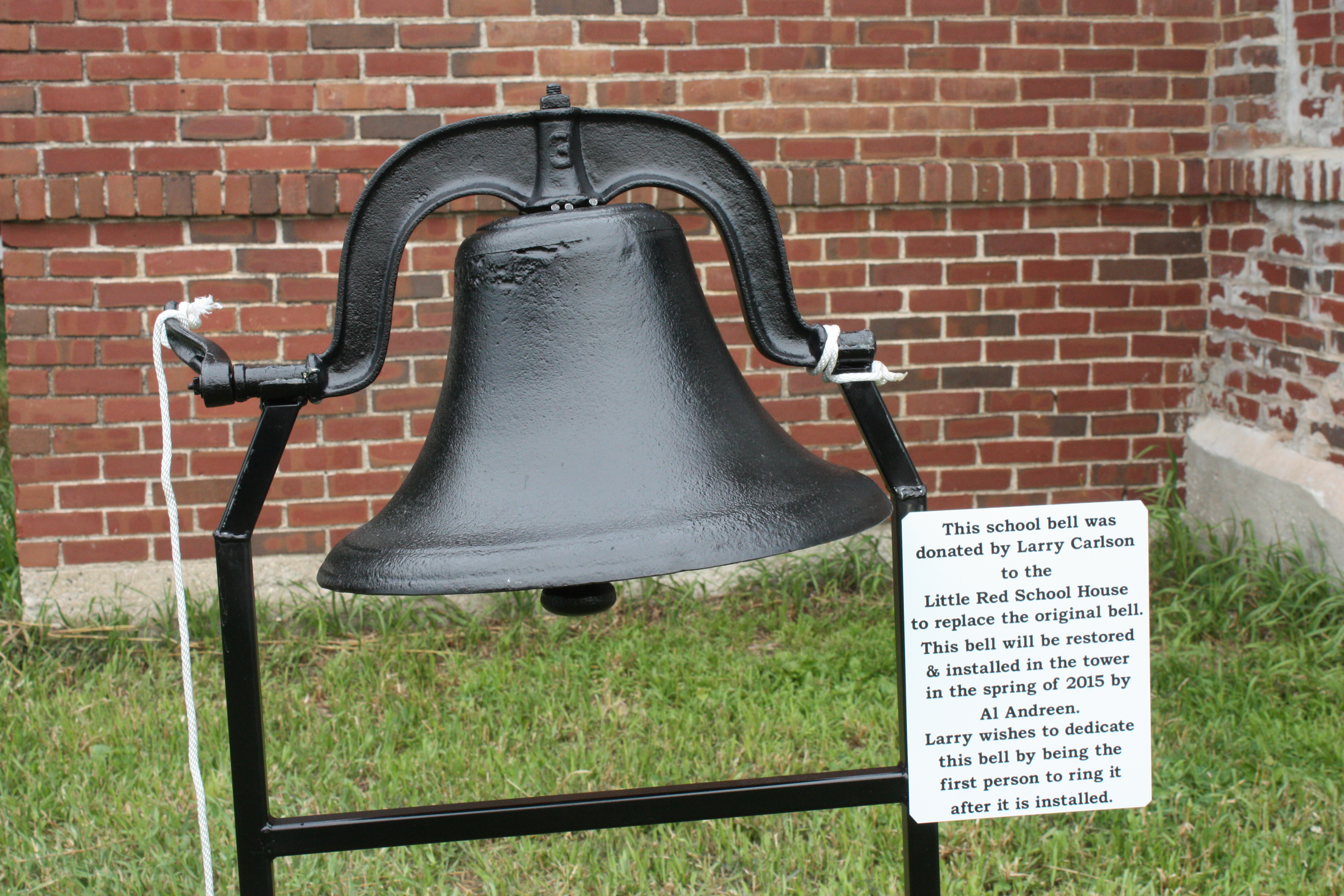 Donated Bell